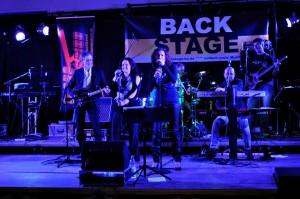 Backstage Foto 1