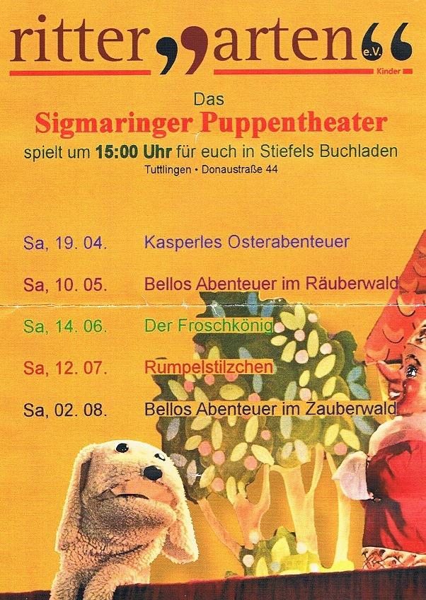 Puppentheater 2014
