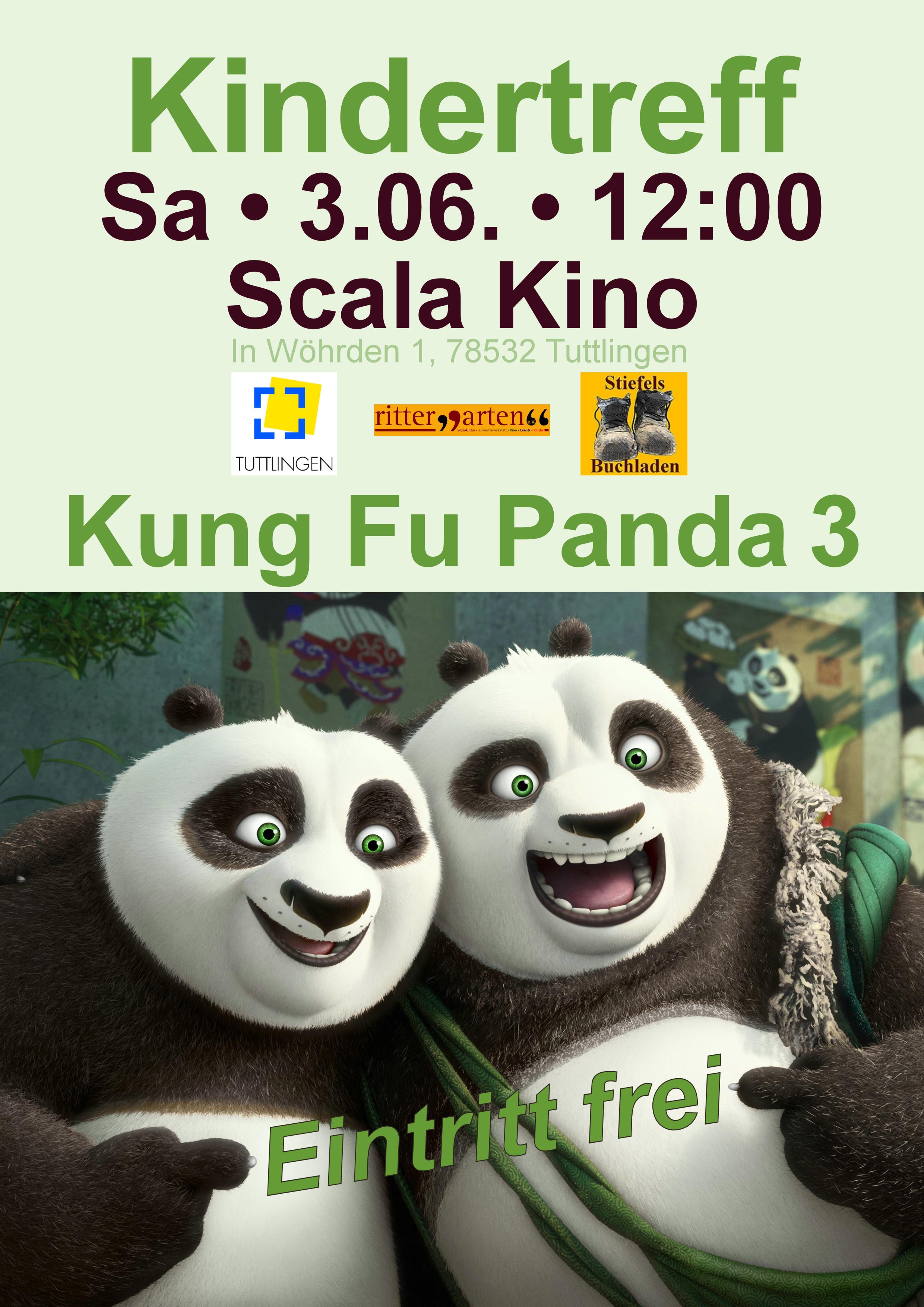 Kung Fu PandaJ