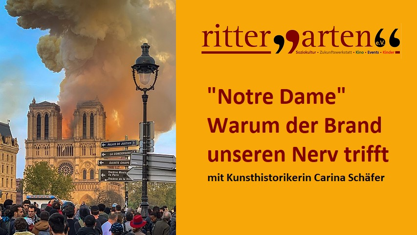 """""""Notre Dame"""" Warum der Brand unseren Nerv trifft"""